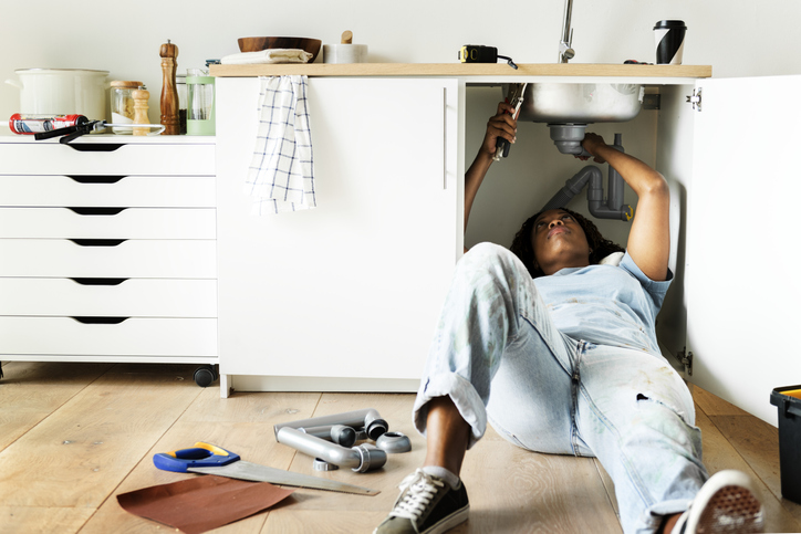 What Can I Do If I Can't Afford to Fix up My House in San Diego?